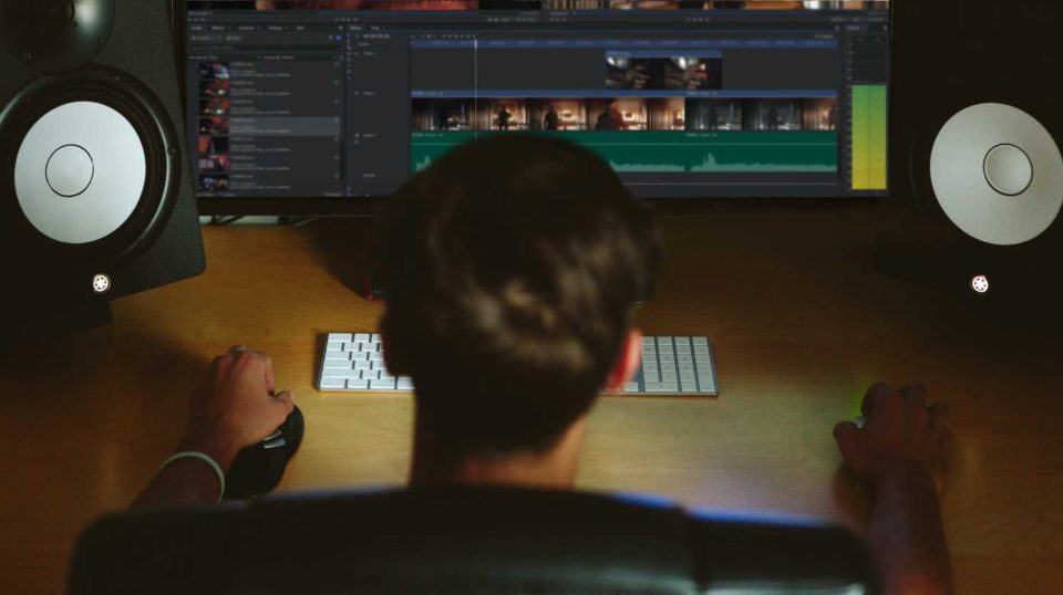 what does a video editor do?