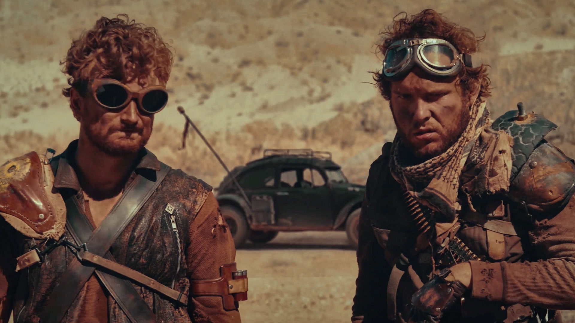Independent Filmmakers Corridor Digital - Mad Max: Roadkill BBQ